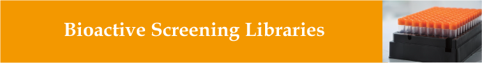 Bioactive Screening Libraries